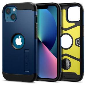For iPhone 13 Pro Max Pro Mini Case | Spigen [ Tough Armor ] Shockproof Cover