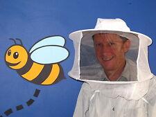 PREMIUM QUALITY Beekeeping Round Hat Veil