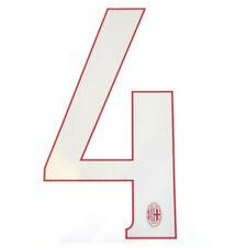 Set a. C. Milan Offizielle Anzahl 4 Saison 16/17 Home
