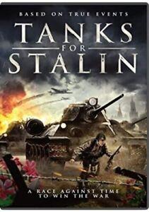 TANKS FOR STALIN NEW DVD
