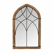 Stratton Home Decor Augusta Cathedral Mirror S21021