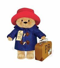 "Paddington Bear 16""soft Toy W/ Suitcase With YOTTOY -"