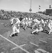 Buffalo Bills  Kemp Gilchrist VS Chiefs 10-18-1964 8X10 Photo