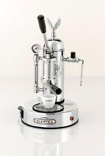 Elektra Microcasa Leva Chrome Manual Lever Espresso Cappuccino Machine 220v