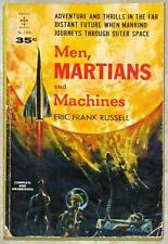 MEN, MARTIANS & MACHINES ~ ERIC FRANK RUSSELL ~ VINTAGE 1958 PB