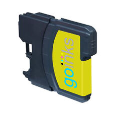 1 Yellow Ink Cartridge compatible with Brother DCP-145C DCP-375CW DCP-395CN