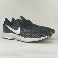 Nike Womens Air Zoom Pegasus 35 942855-001 Black Running Shoes Lace Up Size 9.5