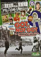 Got, Not Got: The A-Z of Lost Football Culture, , New, Books, mon0000157804