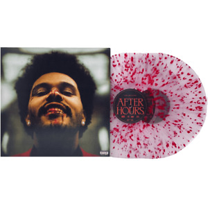The Weeknd After Hours (Sigillato Colorato Vinile 2xLP)