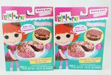 Lalaloopsy Baking Oven Mix- Chocolate & Strawberry Cake (2 PACK)