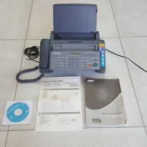 Samsung SF-365TP Inkjet Copier Phone Fax Machine