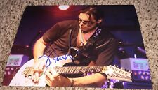 Steve Vai Signed 8x10 Photo Guitar Legend