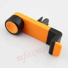 Universal Car Air Vent Mount Cradle Holder Smart Mobile Phone GPS Stand Parts
