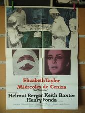 209       MIERCOLES DE CENIZA. ELIZABETH TAYLOR