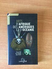 ARTS D'AFRIQUE DES AMERIQUES ET D'OCEANIE