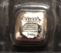 Ultra Rare-Limited Edition Geiger Edelmetalle Club Bar In Assay-Low Mintage 1600