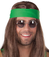 Lennon Hippie Brille grau NEU - Zubehör Accessoire Karneval Fasching