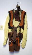 XENA TV Original Prop Costume-Autolycus/Bruce Campbell Ledenhosen (DGORE-310