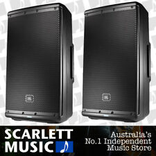 2x JBL EON 612 Powered Speaker 12 Inch 12'' 1000W EON612 - w/ 5 Years Warranty.