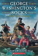 George Washington's Socks by Elvira Woodruff (1993, Paperback)
