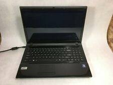 "Clevo Sager W251HP 15.6"" Laptop Intel i7-2630QM 2.0GHz 4GB RAM - PARTS -RR"