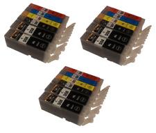 18 Tintenpatronen für Canon iP7200Serie iP7250  iP8700Series PGI550 CLI 551 CHIP