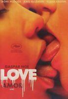 Love Amor  Movie DVD With Spanish Subtitles