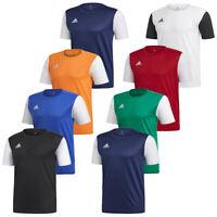 Adidas Mens Estro 19 T Shirt  Football Top Jersey Gym Sports TShirt Size