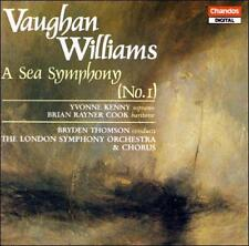 Vaughan Williams: A Sea Symphony, New Music