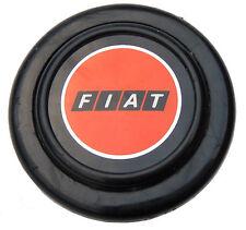 FIAT EMBLEM LUISI SPORTS STEERING WHEEL REPLACEMENT HORN BUTTON