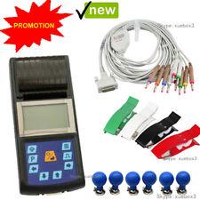 ECG portatile palmare Digital One Channel 12-lead EKG Nuovo, promozione CONTEC