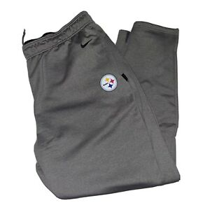 Nike NFL Pittsburgh Steelers On Field Therma Pants Football AR6167-063 Size 2XL