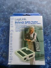 More details for logilink wz0010 network cable tester