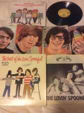 Lovin' Spoonful Lot Of 2 LPs & 4 Photos The Best 1967 Kama Sutra Pictures Not CD