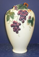 New in Box- Franz Grape Vase- FZ00151