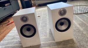 B&W 606 Speakers