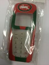 Nokia 3120 Rabbitohs Front & Rear Housing/Cover inc Screen Display, Keypad B/New