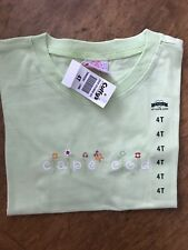 Girls Size 4T Short sleeve Shirt