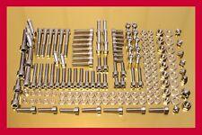 Bmw k100/K 100 v2a tornillos motor tornillos tornillos acero inoxidable conjunto de tornillos