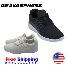 Gravasphere Men's Athletic Shoes Running Jogging Tennis Walking Gym Sneakers