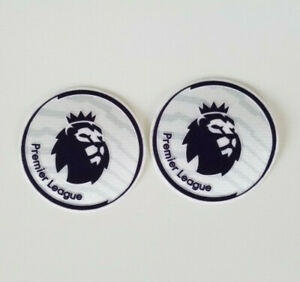 2016/17 2018/19 2019/20 English Premier League Sleeve Patch Two Player Size