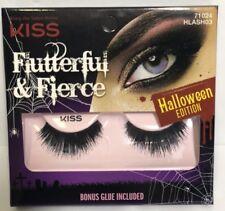 Kiss Flutterful & Fierce Halloween Edition Lashes 71024 HLASH03 Badazzery