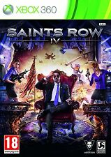 Saints Row 4-Xbox 360-UK/PAL