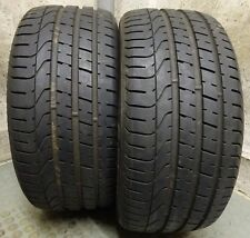 2 x PIRELLI 245/35 ZR18 92Y 7,1 mm PZero TM mo Sommerreifen XL DOT0312 TOP PAAR!