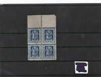 germany mint private courier stamps block ref 10213
