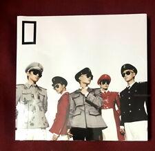 SHINee Mini Album Vol. 5 Everybody Taiwan CD+64P booklet+bookmarker