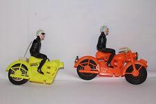 1960's Plastic Motorcycles