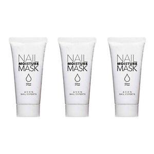 Avon Nail Experts Nail Moisture Mask x3. Fresh Stock. Worldwide Postage