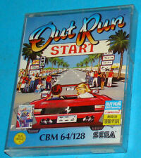Out Run - Commodore 64-128 C64 - PAL