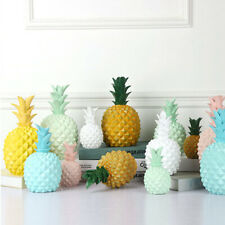Resin Pineapple Figurine Ornament Creative Nordic Style Home Office Decorations